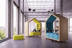 Mobilier De Bureau En Forme De Maison