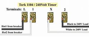 Time Clock Dpdt Wiring Diagram