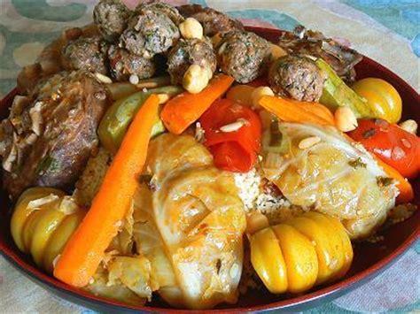 cuisine juive recette du couscous aux boulettes tunisien harissa com