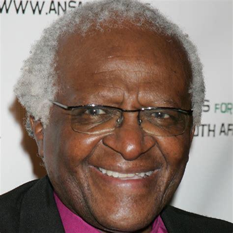 desmond tutu archbishop civil rights activist educator
