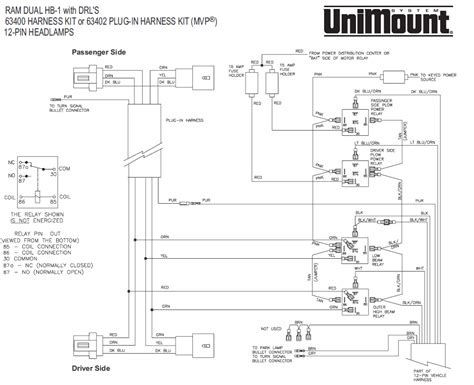 Western Snow Plow Wiring Diagram Stream