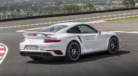 porsche 911 turbo s 2017 2017 porsche 911 turbo s is a smarter track and street