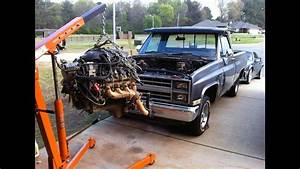 84 Chevy C10 Lsx 5 3 Swap With Z06 Cam