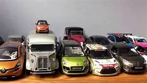 Collection De Voiture : collection de voiture miniature youtube ~ Medecine-chirurgie-esthetiques.com Avis de Voitures
