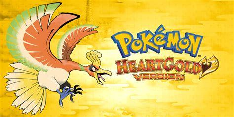 pokemon heartgold version nintendo ds games nintendo
