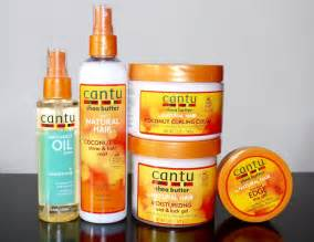 Cantu Shea Butter Natural Hair Products