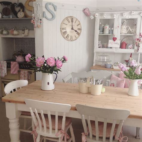 Shabby Chic Esszimmer by Best 20 Shabby Chic Dining Ideas On Shabby