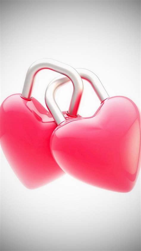 浪漫爱心唯美手机壁纸_手机壁纸下载_美桌网