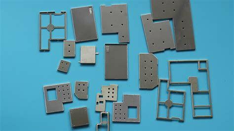 good soldering quality punching nickel silver rf shield