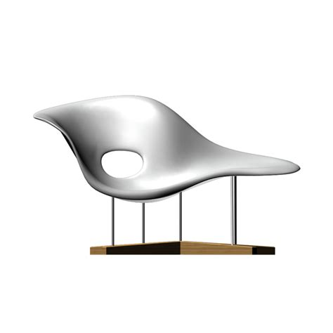 la chaise longue abbesses la chaise eames awesome eames la chaise duck chair