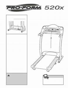 Proform Treadmill Drtl59220 User Guide