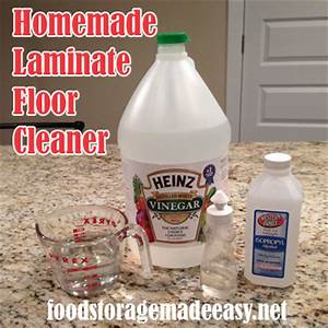 Homemade household cleaning supplies survival for Home made floor cleaner