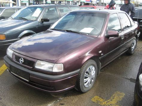 opel vectra 1995 1995 opel vectra pictures 2000cc gasoline ff manual