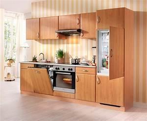 Küchenblock 280 Cm Mit Elektrogeräten : k chenzeile mit e ger ten prag breite 280 cm set 2 online kaufen otto ~ Bigdaddyawards.com Haus und Dekorationen