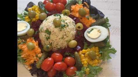 salade composee au riz et thon recette de ramadan 2013
