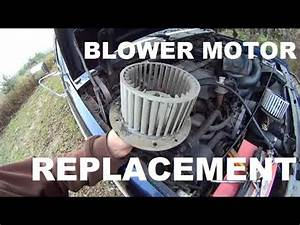 Ford Truck Blower Motor Replacement - F150 F250 F350