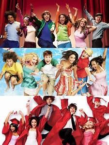 High School Musical 4 Cast: Zac Efron & Vanessa Hudgens ...