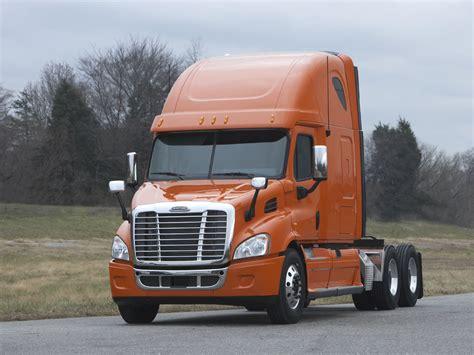 cascadia specifications freightliner trucks