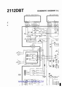 Toshiba 2112dd Tv D Service Manual Download  Schematics