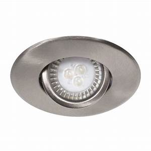 Bazz lighting led directional recessed light