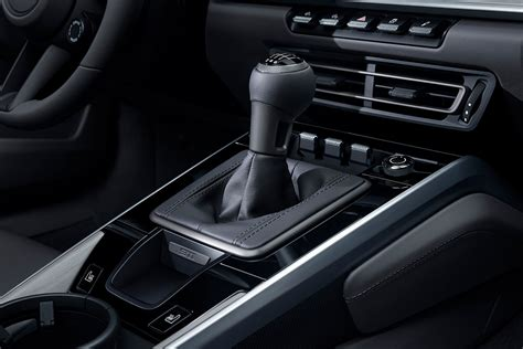 Then does porsche ever have the 992 for you! Porsche Cars Canada Ltd.: Manual transmission announced ...