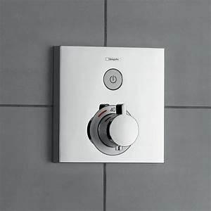 Hansgrohe Thermostat Unterputz : hansgrohe showerselect thermostat unterputz f r 1 verbraucher 15762000 reuter ~ Frokenaadalensverden.com Haus und Dekorationen
