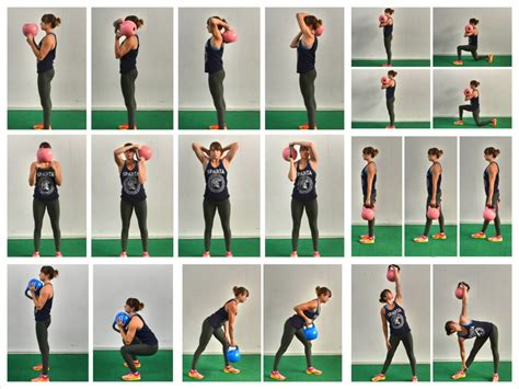 kettlebell exercise core exercises workouts training strength program redefining