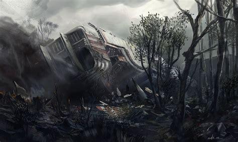 crash site spaceship google zoeken crashsites