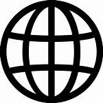 Icon Globe Global Svg Vector Icons Location