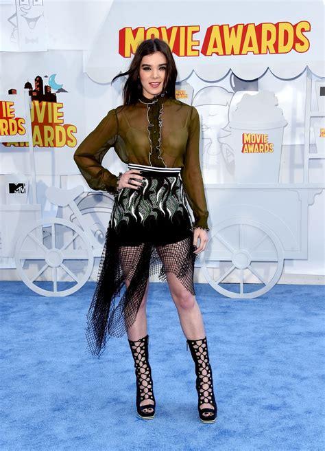 Hailee Steinfeld – 2015 MTV Movie Awards in Los Angeles ...