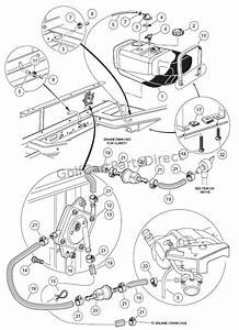 Club Car Golf Cart Wiring