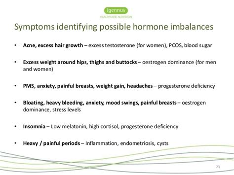 applied nutrition  hormone dysfunction  kyla williams