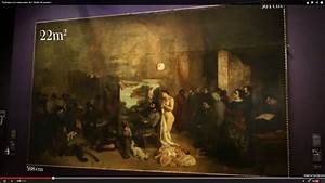 30000 Livres En Euros : l 39 atelier du peintre de gustave courbet a r colt plus ~ Dailycaller-alerts.com Idées de Décoration