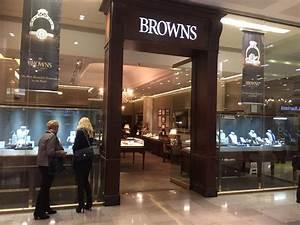 Browns Jewellers - Stratford - Shopfitters, Shopfitting