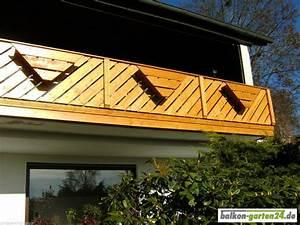 Balkongeländer Holz Einzelteile : holzbalkon aachen von balkon ~ A.2002-acura-tl-radio.info Haus und Dekorationen