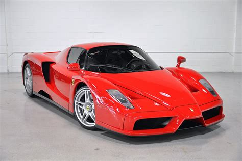 Ferrari Enzo With Just 354 Miles For Sale