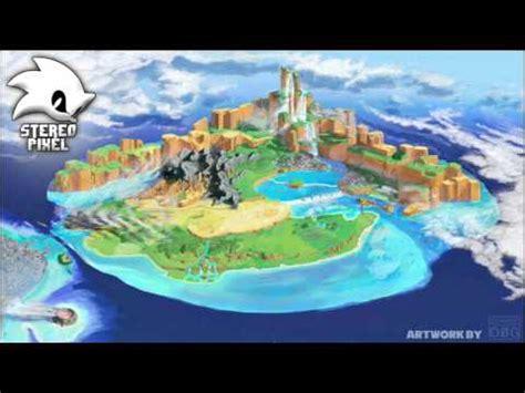 sonic ova south island heaven remix youtube