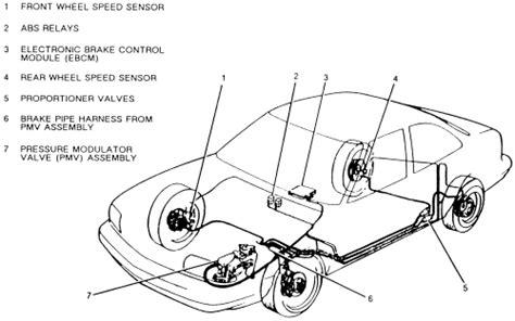 repair anti lock braking 1990 audi v8 electronic valve timing repair guides anti lock brake system general information autozone com