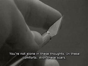 Self Injury Quotes | mine self harm cutting scars self ...