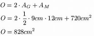 Mantelfläche Berechnen Prisma : prisma formeln volumen etc ~ Themetempest.com Abrechnung