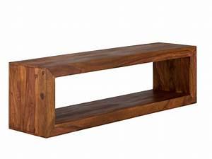 Lowboard Holz : tv bank palisander lowboard tv m bel massiv holz m bel ~ Pilothousefishingboats.com Haus und Dekorationen