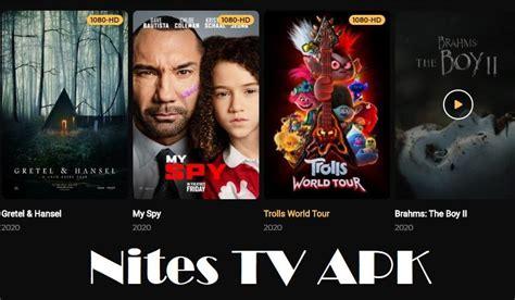 nites tv apk   latest version  android