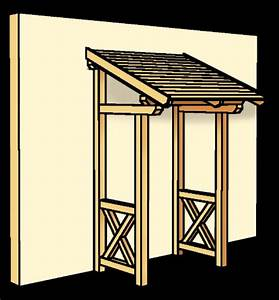 Haustür Vordach Selber Bauen : holz vordach skanholz potsdam f r haust ren pultdach holz vordach haust r gartenhaus ~ Watch28wear.com Haus und Dekorationen