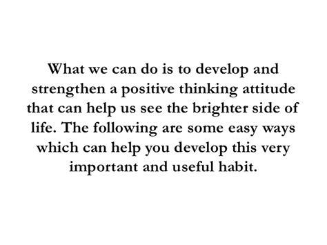 positive thinking attitude 5 simple steps to achieving it