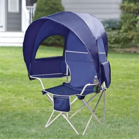 outdoor chair with canopy schwep