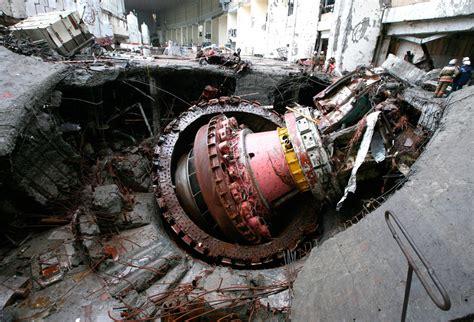 На самой крупной гэс в россии произошла авария мир