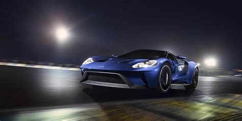 All-new 2017 Ford Gt Bloat The Ferrari 458 Speciale
