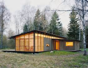 cabin style home plans summer cabin design award winning wood house by wrb modern house designs