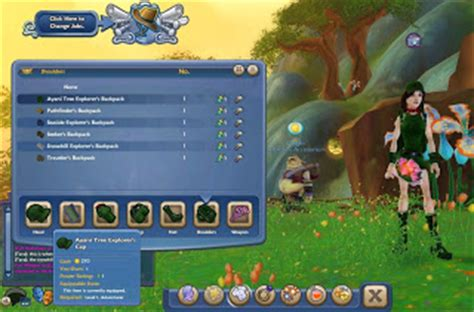 Free Realms Description And Comments Free Realms Freaks Explorer S Clothing Sets