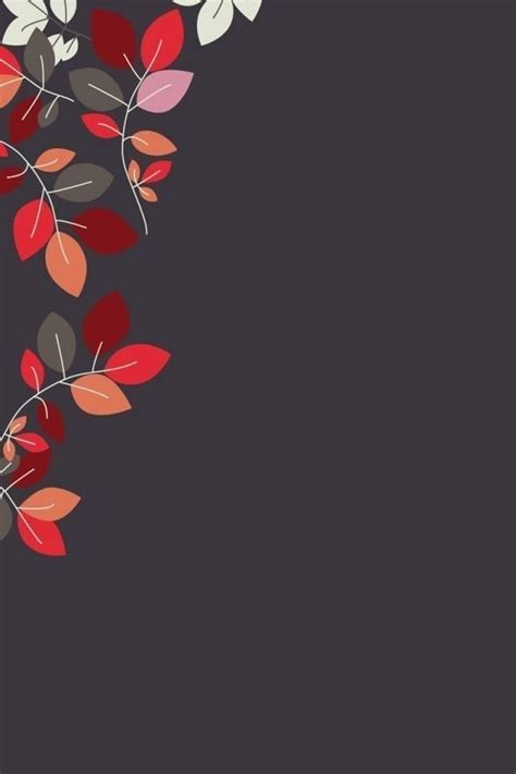 Girly Simple Fall Backgrounds by Iphone Backrounds Wallpaper